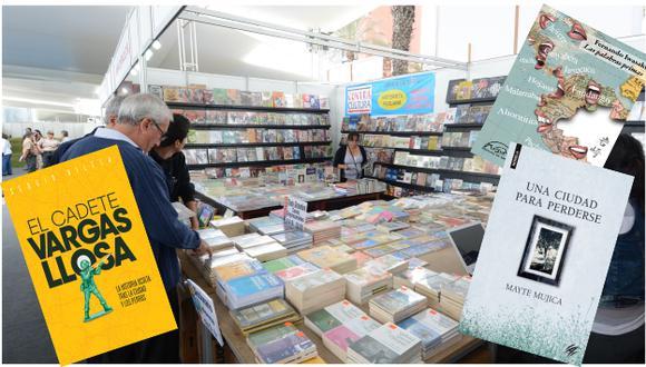 La 39 edición de la Feria del libro Ricardo Palma va hasta el 11 de noviembre (USI).