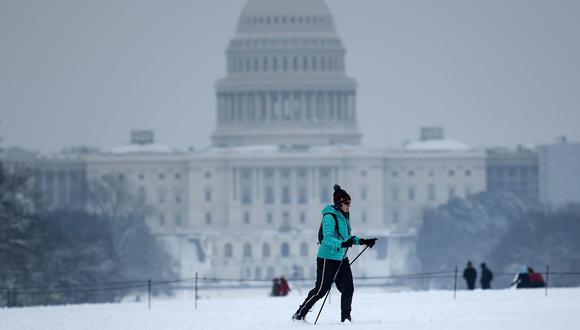 La parálisis de gobierno ya es la más larga de la historia estadounidense. (Foto: AFP)