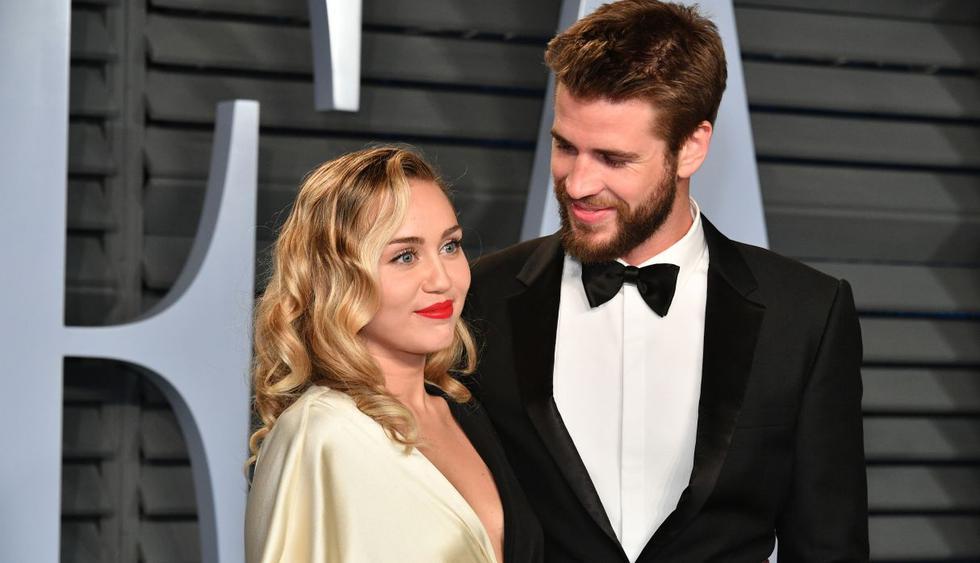 Miley Cyrus lució nuevo tatuaje que tendría relación con su separación de Liam Hemsworth. (Foto: AFP)
