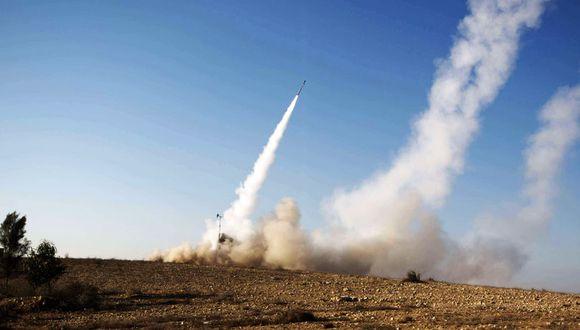 Irak: Cae un cohete en Bagdad, en la Zona Verde, cerca a la embajada de Estados Unidos. (AFP)