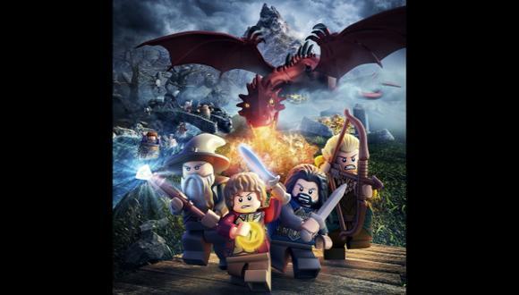 Zona Play: LEGO nos trae El Hobbit. (Internet)