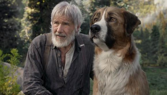 "Harrison Ford regresa a Hollywood para estrenar ""The Call of the Wild"": (Foto: 20th Century Fox)"