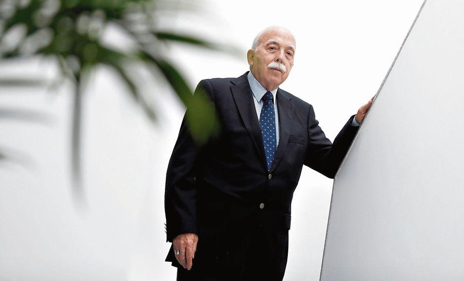 Carlos Tubino. Congresista y vocero titular del grupo parlamentario de Fuerza Popular. (César Campos)