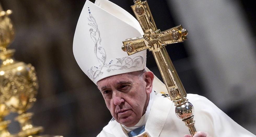 El último domingo, Francisco anunció que no participaría en los ejercicios espirituales de Cuaresma por el resfriado. (Foto referencial / EFE)