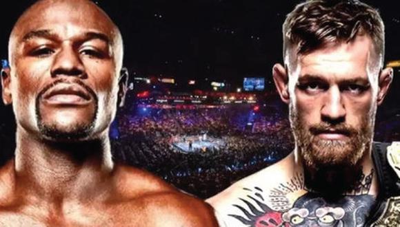 Ninguno detalló el sitio de la pelea en Las Vegas.