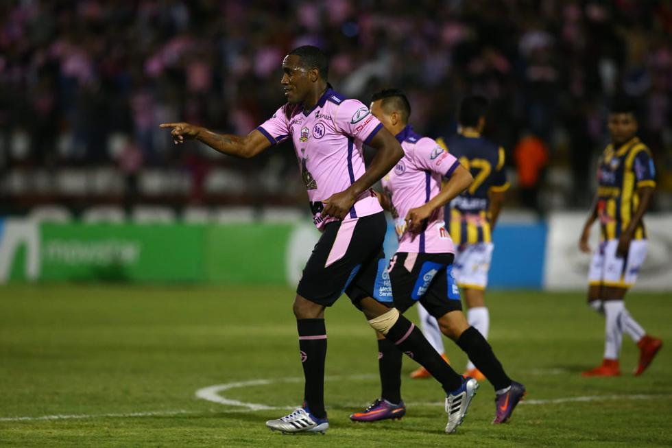 Sport Boys enfrentó a Sport Rosario en el Callao. (USI)