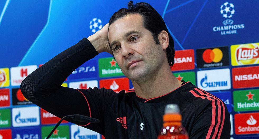 A Santiago Solari no le preocupa que José Mourinho lo reemplace como DT del Real Madrid. (Foto: EFE)