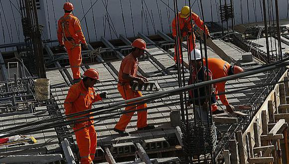 La construcción es uno de los principales motores de la economía peruana. (USI)