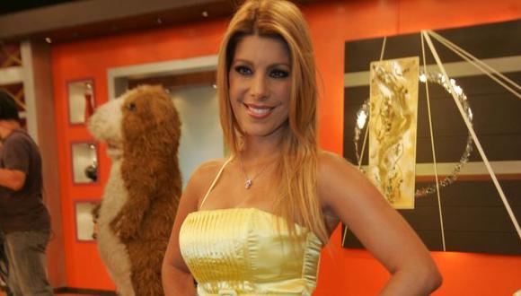 La modelo y empresaria Viviana Rivasplata es el nuevo jale de América Televisión. (USI)