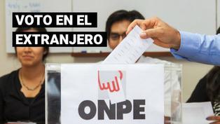 Elecciones Perú 2021: ¿Cuántos electores están habilitados para votar en el extranjero?