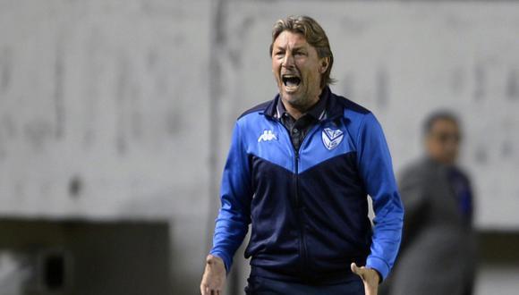 Santos quiso a Heinze cuando Jorge Sampaoli presentó su renuncia al cargo de entrenador del equipo. (Foto: AFP)