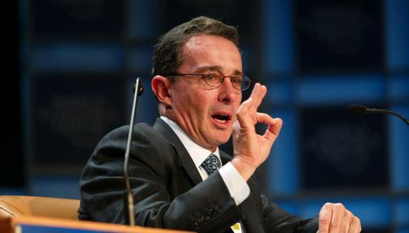 Alvaro Uribe. (Foto: Getty Images)