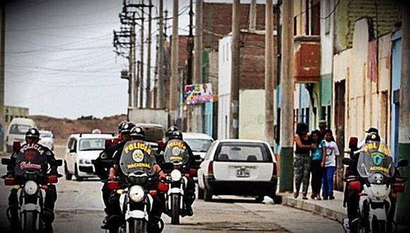 Seguridad ciudadana: Desarticulan 20 organizaciones criminales (Fuente: Andina)