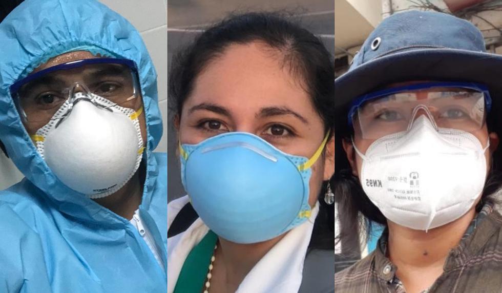 Jeysson, Milagros y Yeny son jóvenes listos para trabajar por el Perú.