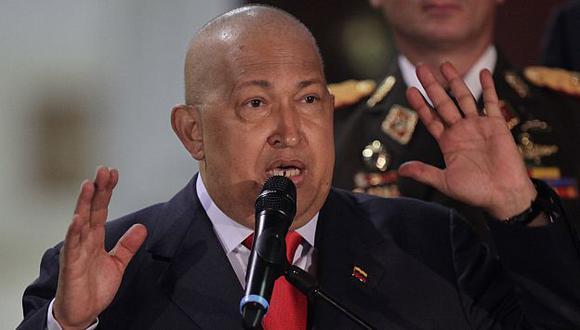 Hugo Chávez cree que EEUU conspira contra líderes izquierdistas de la región. (AP)
