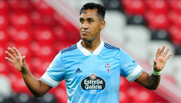 Renato Tapia se refirió al empate de Celta de Vigo contra Athletic Club. (Foto: Celta de Vigo)