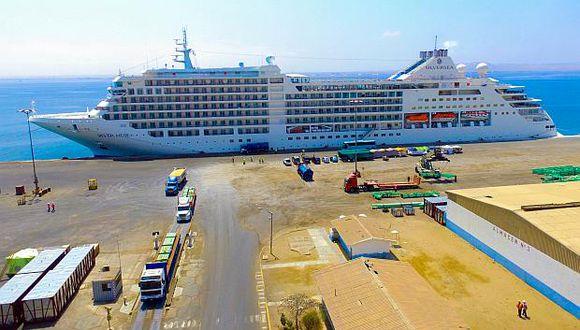 Se ha duplicado lallegada de cruceros de lujo a Paracas desde 2016. (Foto: Difusión)