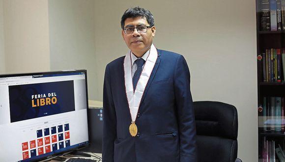Germán Juárez Atoche. Fiscal del equipo especial Lava Jato. (Marco Ramón)