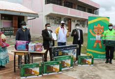 Puno: Legado dona 181 televisores para reforzar clases remotas de escolares | VIDEO
