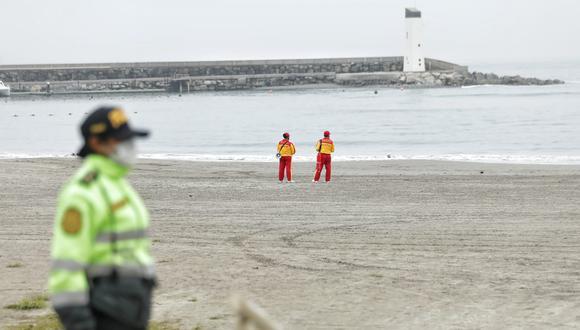 Las medidas buscan evitar las aglomeraciones en las playas. (Fotos Miguel Yovera /@photo.gec)