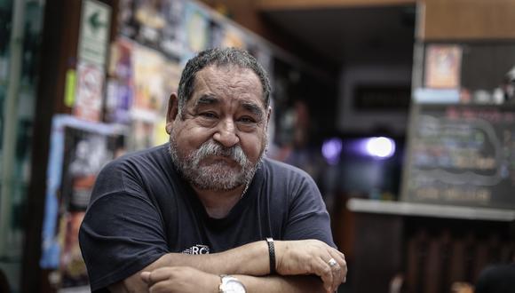 Ramón García en su nuevo debut a los 70 años. (Imagen de enero del 2020).