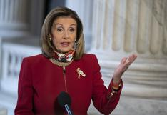 Estados Unidos: Nancy Pelosi es reelegida presidenta de la Cámara de Representantes