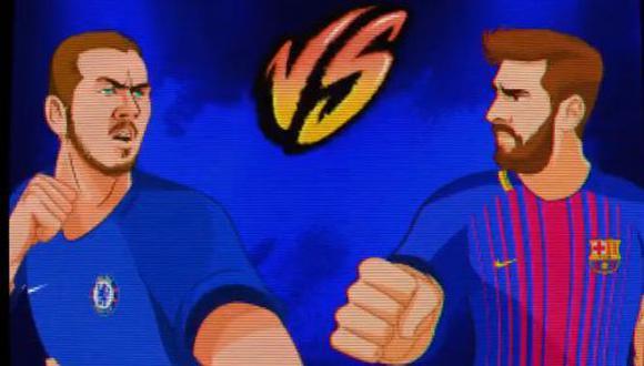 El Chelsea-Barcelona es uno de los duelos más esperados de los octavos de final de la Liga de Campeones.