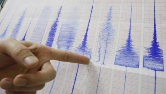 Un sismo de magnitud 4.1 se registró la noche de este domingo en Ica. (GEC)