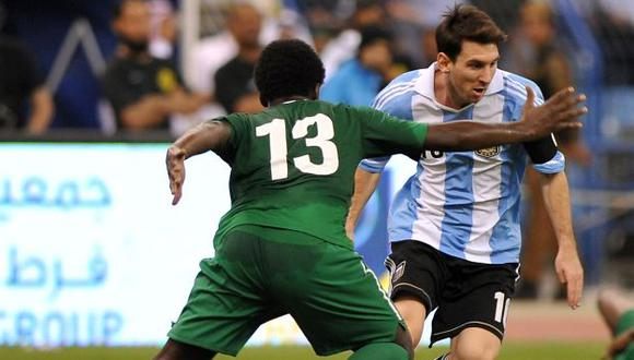 Messi se quedó en 12 goles. (USI)
