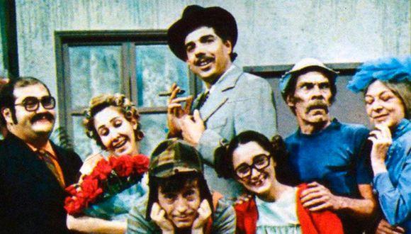 """""""El Chavo del 8"""", uno de los programas de la televisión más populares del continente. (Foto: Televisa)"""