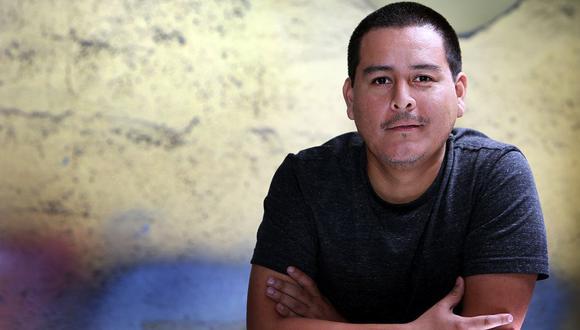 El periodista Miguel Villegas retrata al Lolo Fernández en su reciente libro. (Difusión)