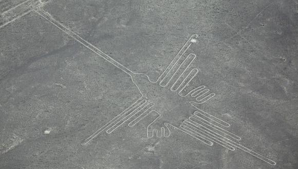 Las líneas de Nazca, en la región Ica. (Greenpot)