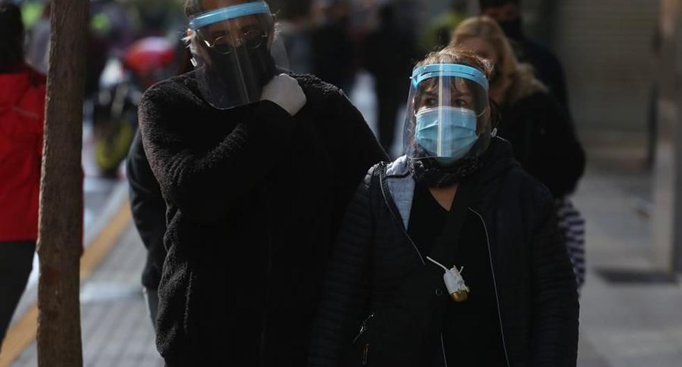 Chile supera el medio millón de casos de coronavirus