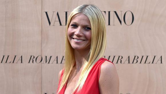 """Gwyneth Paltrow fascinada con la serie de HBO """"Patria"""". (Foto: AFP)"""