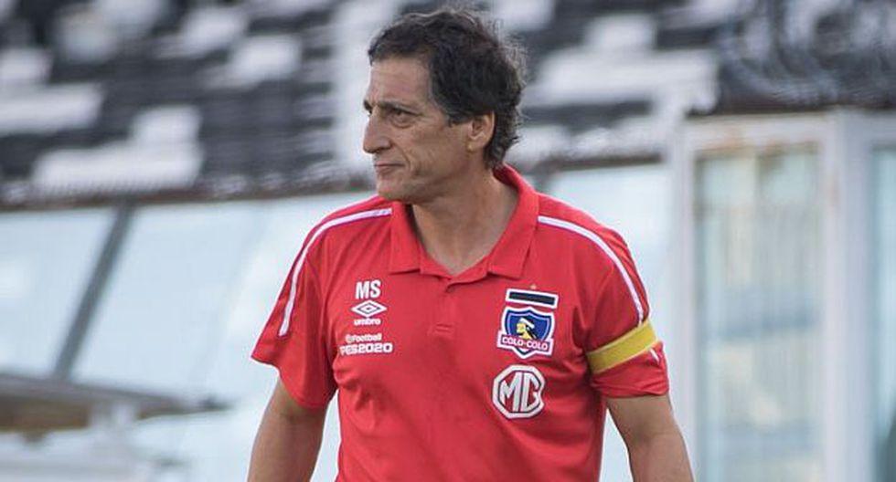 Salas explicó importancia del sistema de juego en Alianza Lima. (Foto: Colo Colo)