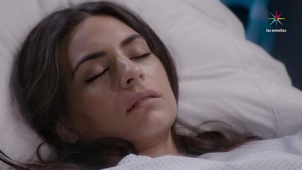 La segunda temporada de la telenovela sorprendió en la historia con la muerte de la protagonista que interpreta la actriz Ana Brenda.