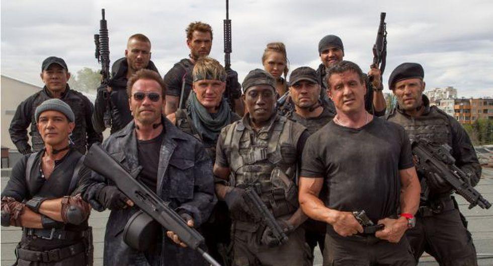 El filme de esta saga ha sido mal recibido* por los comentaristas de cine. (BFPERÚ)