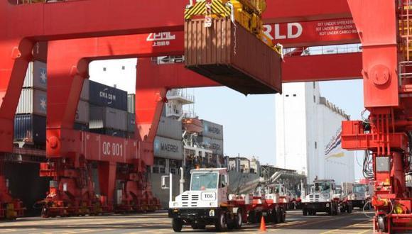 Valor de las exportaciones peruanas creció 3.3% en mayo, según el BBVA Research. (USI/Referencial)