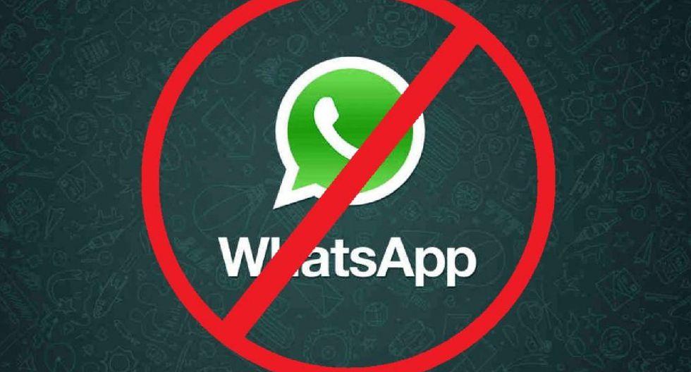 Todo tiene su final. WhatsApp deja sin servicio a estos celulares. (Foto: WhatsApp)