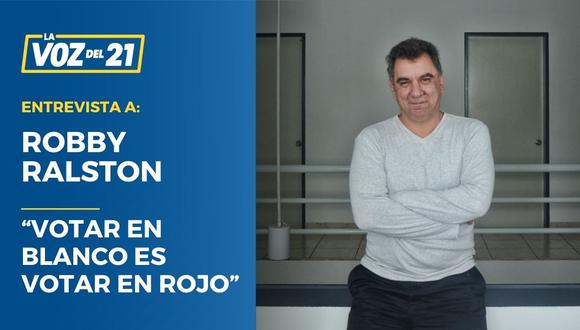 Robby Ralston