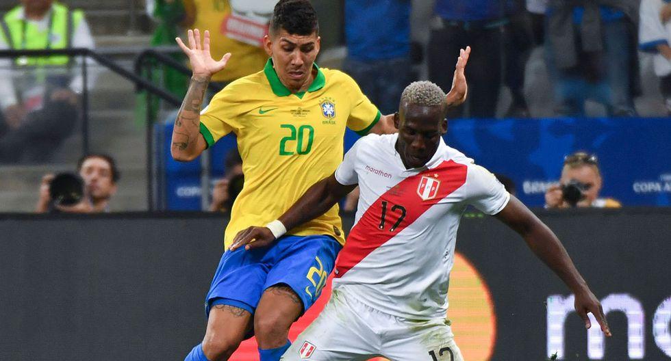 Perú jugará la final de la Copa América ante Brasil, este domingo, en el estadio Maracaná. (Foto: AFP)