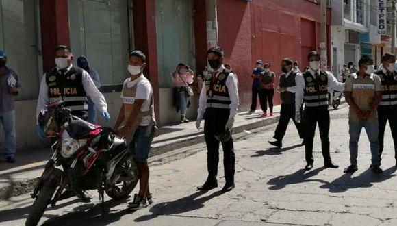 """Huánuco: """"Marcas"""" que asaltaron a empresario y se quedaron varados en Huánuco estaban inscritos en lista de solicitud de traslado humanitario con la intención de retornar a Chiclayo, en Lambayeque."""