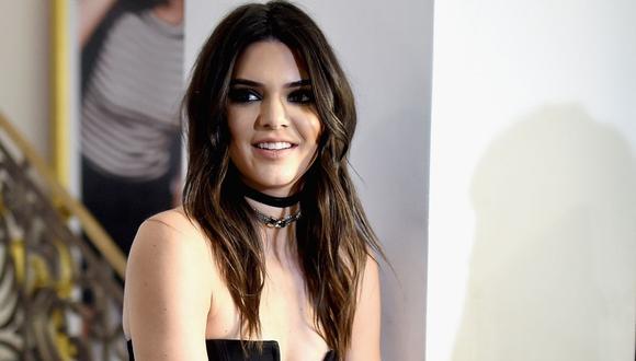 La modelo Kendall Jenner espera que sus seguidores disfruten de su tequila tanto como ella. (Foto: AFP).