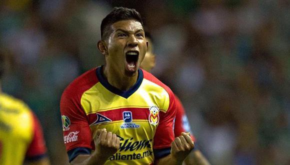 Edison Flores fue elegido el mejor de la jornada en la Liga MX. (Foto: @FuerzaMonarca)