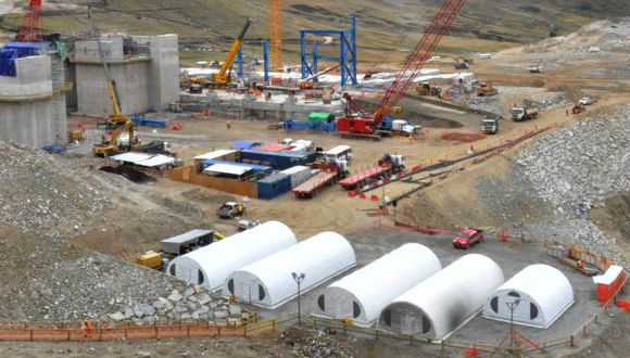 La minería lidera cartera de proyectos de inversión. (Difusión)