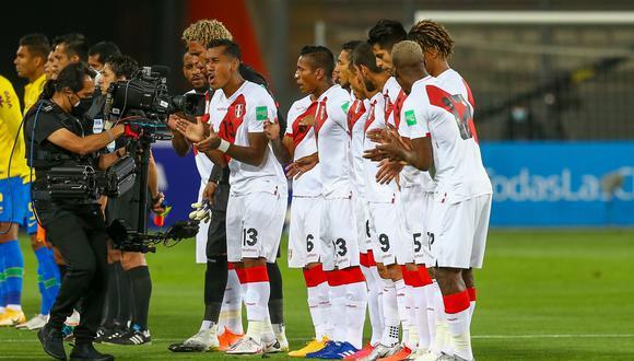 Perú y Colombia chocarán el próximo 3 de junio por las Eliminatorias rumbo a Qatar 2022 en Lima. (Foto: GEC)