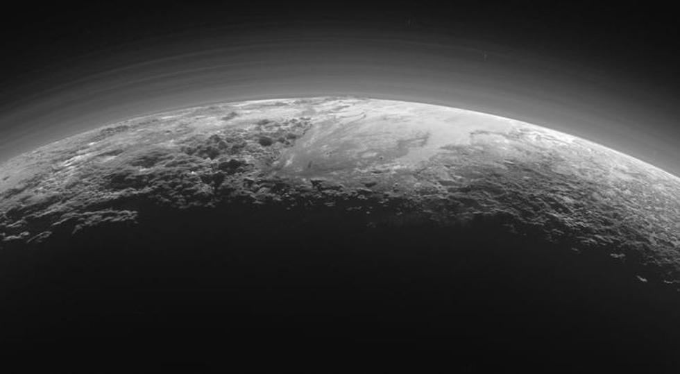 Estas son las fotos más lejanas que se hayan tomado gracias a la sonda New Horizon. (NASA)