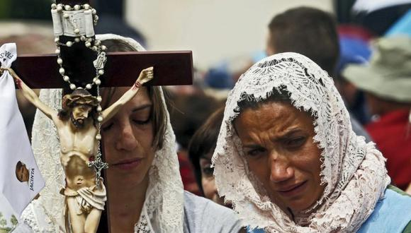 Los fieles podrán regresar con restricciones a las iglesias de Portugal desde este sábado. (Foto: EFE)