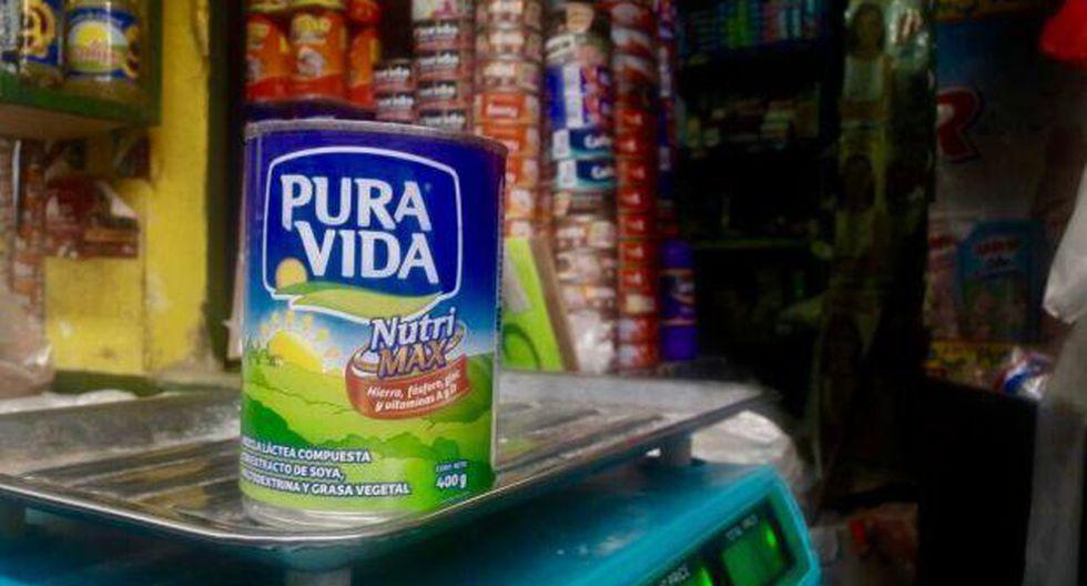 Indecopi sancionó a Gloria, Laive y Nestlé. (USI)