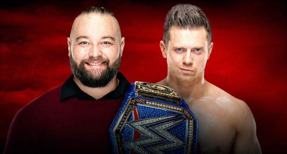 WWE TLC 2019: conoce toda la cartelera del último evento del año. (Foto: WWE)